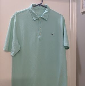 Mens medium vineyard vines polo